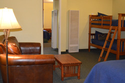 Sequoia Suite 115/116 Interior Room