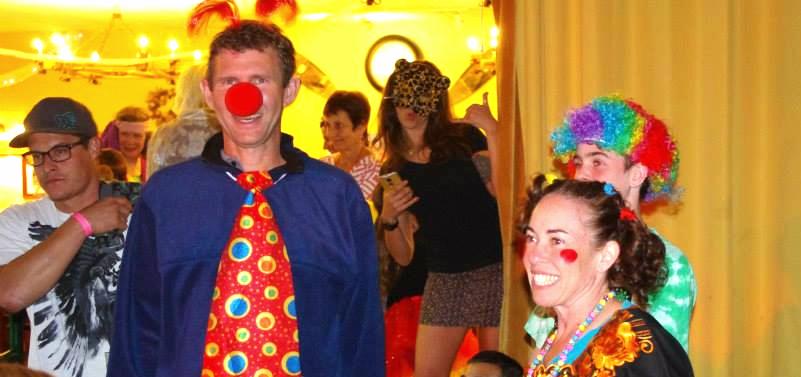 Circus Circus Theme Party