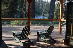 Lakeview Suite Deck