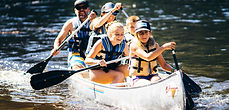 Beach Party Canoe Race family best.JPG
