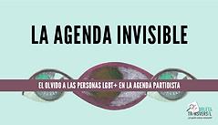 La agenda invisible: el olvido a las personas LGBT+ en la agenda partidista