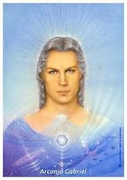 Archange Gabriel Messager de lumière