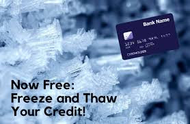 Freeze your credit to protect yourself against credit fraud and theft