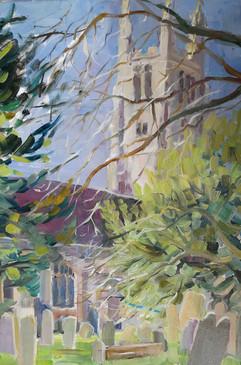 St Mildreds, Tenterden -  Clive Dand
