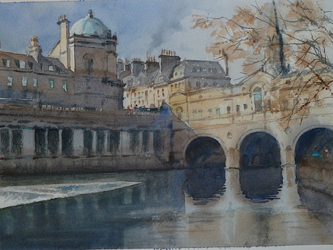 Putney Bridge, Bath