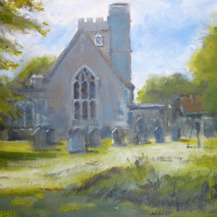 Headcorn Church
