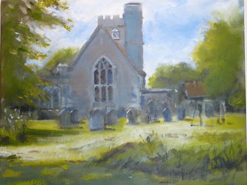 Headcorn Church -  David Aspinall