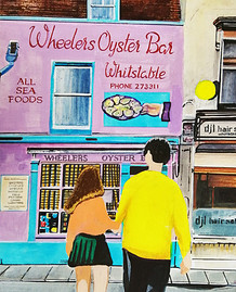 Whitstable Oysters -  Mike Squires