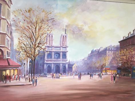 Notre Dame, Paris -  Giuseppe Bertoli