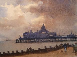 David Aspinall - Eastbourne Pier.JPG
