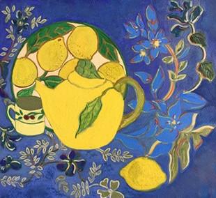 Lemon Tea -  Leelee Kock