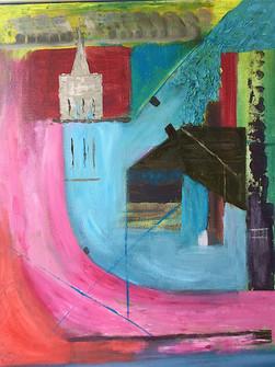 Blue Harbour -  John Robson