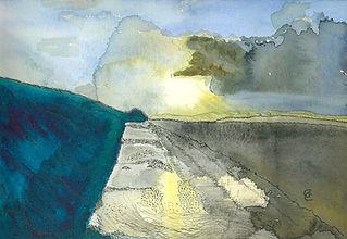 Sunburst at Winchelsea