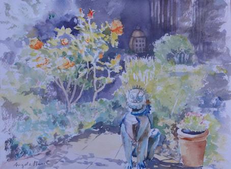 'Garden' Art Workout Challenge