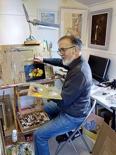 In his studio.jpg
