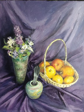 'Still Life' Art Workout 16th April 2020