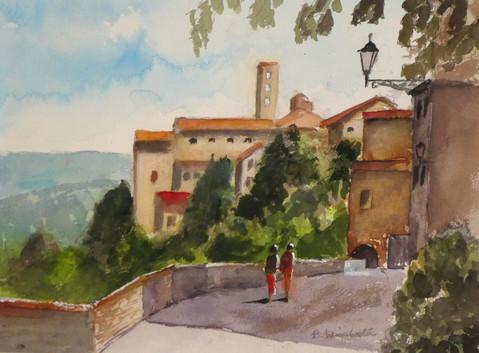 An italian view -  Bernard Winchester
