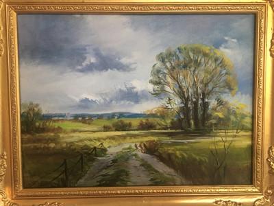 A Country Lane in Wittersham -  Giuseppe Bertoli