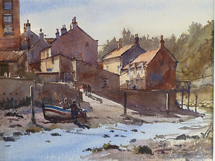 David Aspinall - Staithes, Yorkshire.JPG