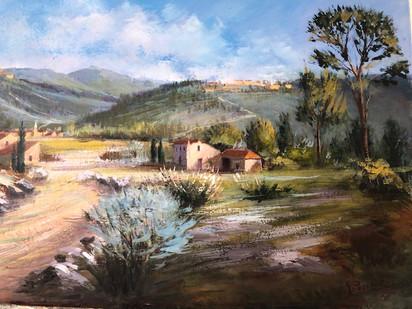 La Cadiere D'Azur -  Giuseppe Bertoli