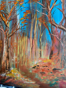 Autumn colours -  Caroline Anderson-Jones