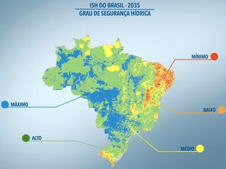Plano Nacional de Segurança Hídrica lançado como meta da área de Infraestrutura Hídrica do Ministéri
