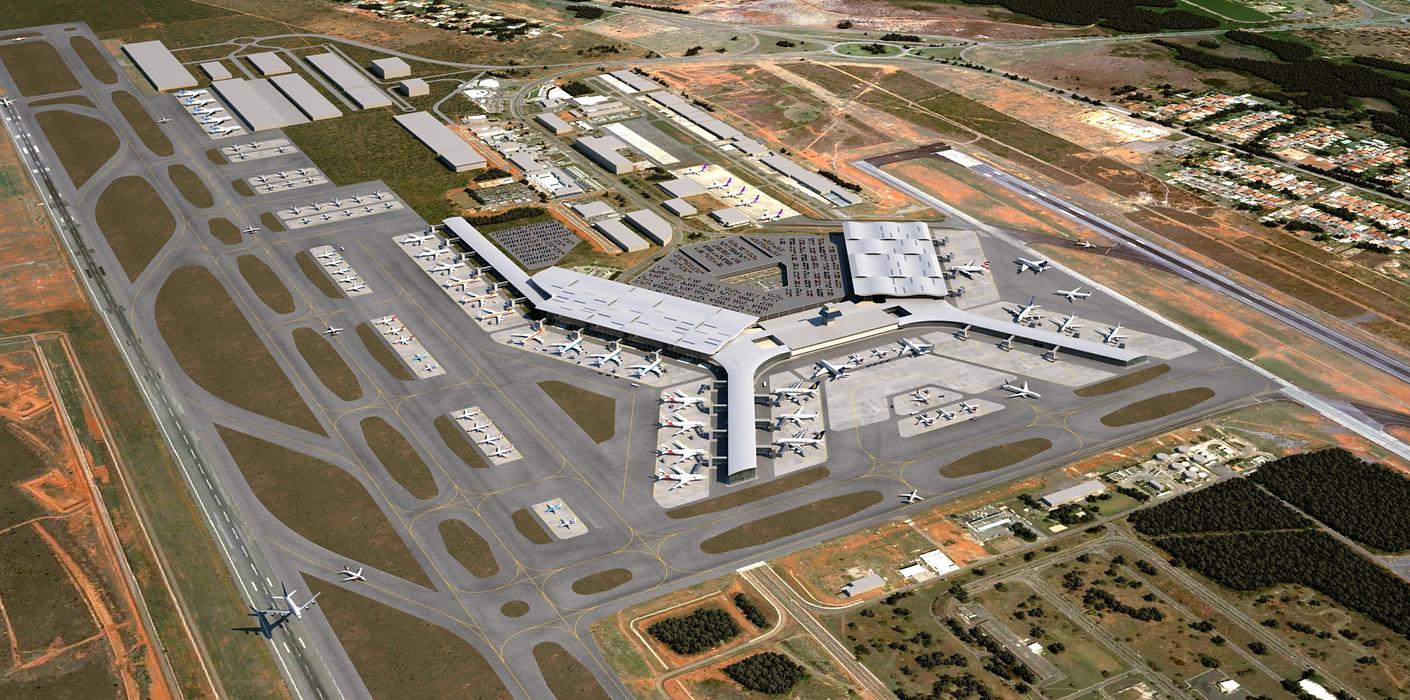 AEROPORTOS DE GUARULHOS, CAMPINAS E BRASÍLIA
