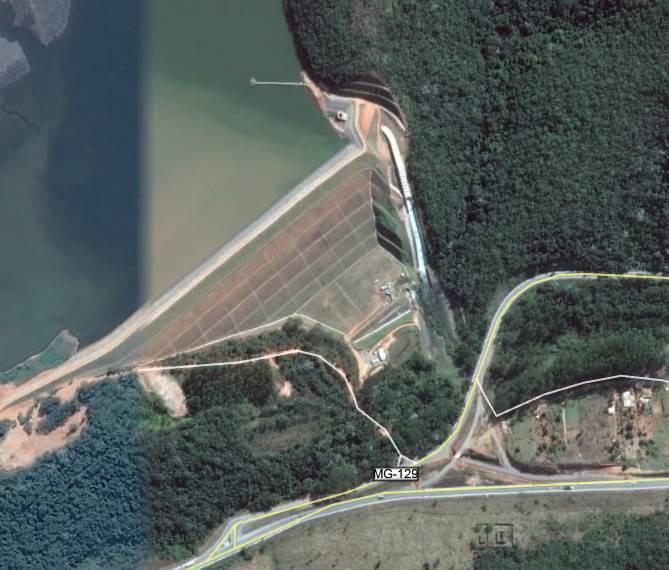 Barragem de Itabiruçu | MG