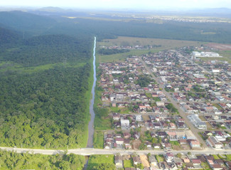 Elaboração de estudos de concepção para obras de drenagem pluvial e pavimentação sustentáveis, em ru