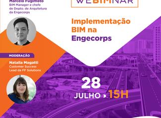Implementação BIM na Engecorps