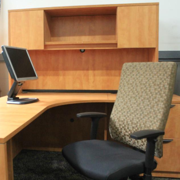 Desks & Case Goods