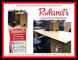 Herman Miller Desk $999