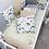 Thumbnail: מגן ראש למיטת תינוק - דגם Zoo