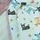 Thumbnail: בייבי נסט - חיות בר/תחרה עם כרית