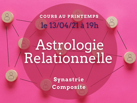 Cours d'astrologie relationnelle