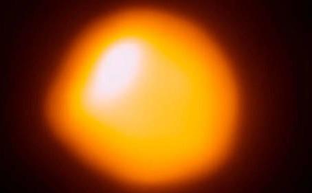 Bételgeuse en astrologie Mondiale
