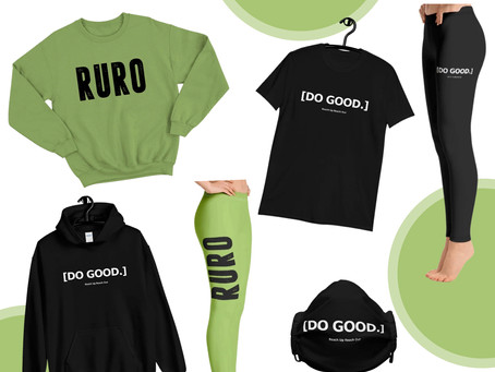 NEW #DOGOOD Apparel Collection!