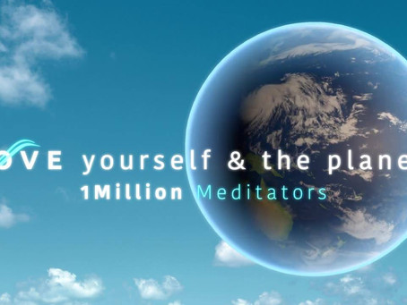 Shift happens... One Million Meditators and The Law of Oneness