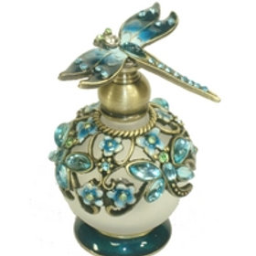 Blue Dragonfly Welforth Perfume Bottle