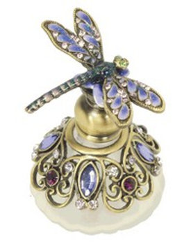 Lavender Dream Dragonfly Welforth Perfume Bottle