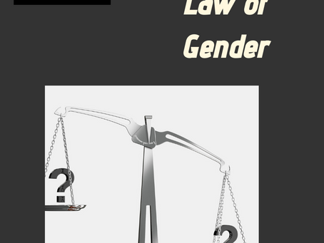 Balancing Forces with the Spiritual Law of Gender by Julia Rodgers