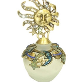 Sun and the Moon Crystal Delight Welforth Perfume Bottle