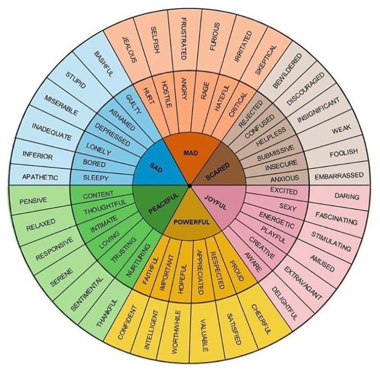 Can you experience fully all of these emotions to completion and still remain functionable?