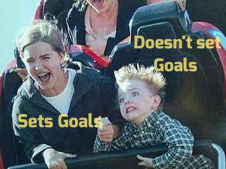 Important message for Goal Setters