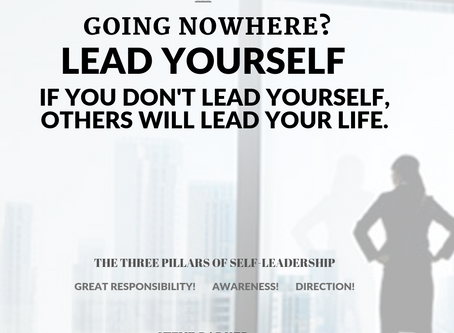 RESPONSE|ABILITY is key to being a Leader of not only yourself, but others.