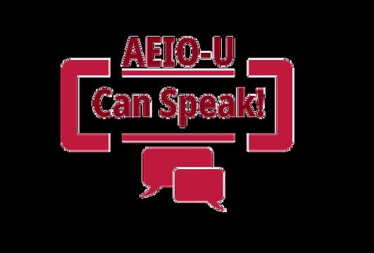 Bracket_AEIOU_CAN_SPEAK_with_2_speech_bu