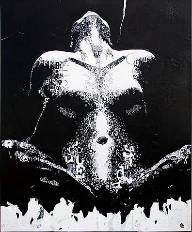 Spirit of Ecstasy by Sylvie Perrin #Queenofclay