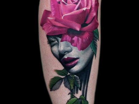 ChaChaChats: Simona Borštnar – Tattoo Artist