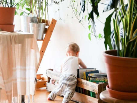 7 Super Easy Activities To Do At Home With Kids