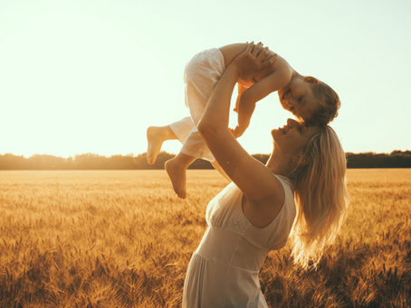 The Emotional Baggage that Comes with Being a Single Mom…